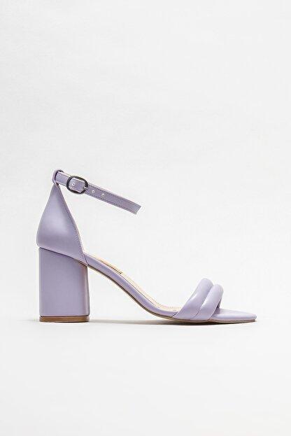 Elle Kadın Topuklu Sandalet