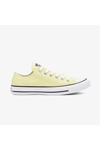 Converse Chuck Taylor All Star Pet Canvas Seasonal Color Kadın Sarı Sneaker