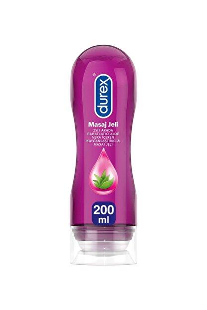 Durex Aloe Vera Play Kayganlaştırıcı & Masaj Jeli 200 ml