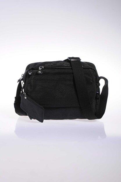 Smart Bags Smb1172-0001 Siyah Kadın Çapraz Çanta