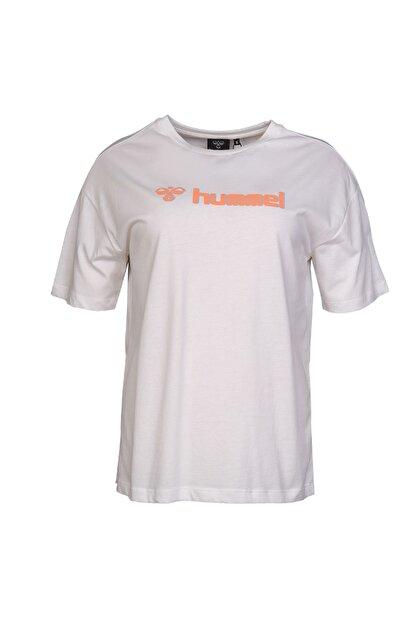 HUMMEL Kadın Gudrun Kısa Kollu T-Shirt 910979-9003