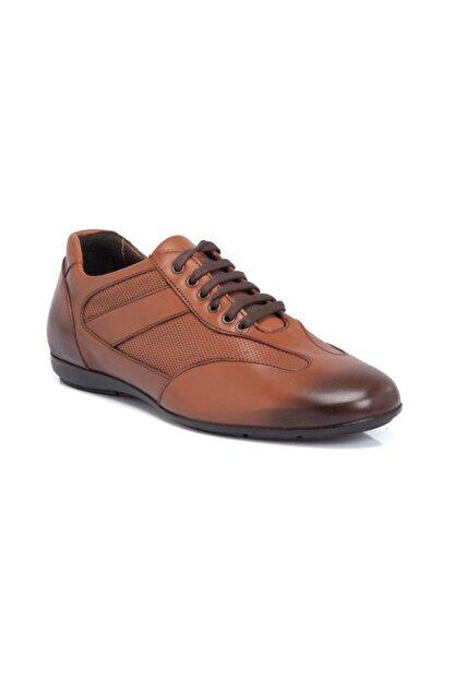 Tergan Taba Deri Erkek Ayakkabı 54327A37