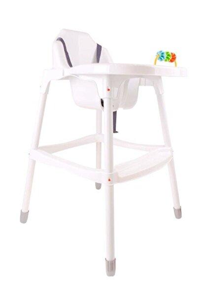 TTDEPO Beyaz Mgs Mama Sandalyesi Smartland Urt 3364 Zrs