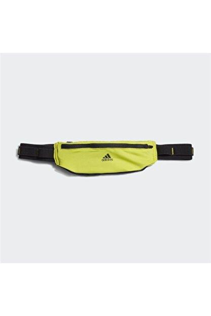 adidas Unisex Yeşil Running Belt Bel Çantası