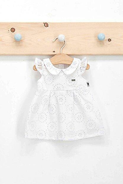 US Polo Assn U.s. Polo Assn Elbise Beyaz
