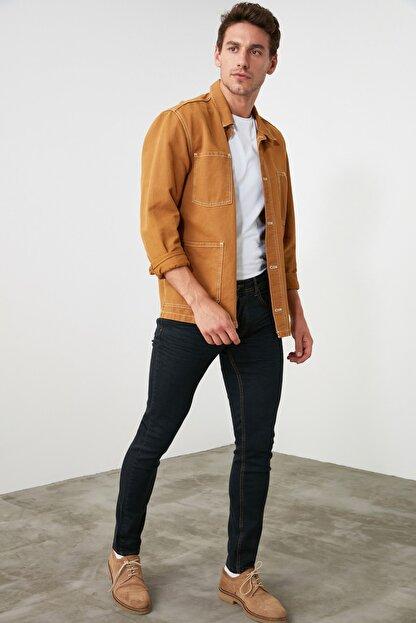 TRENDYOL MAN Siyah Erkek Skinny Jeans TMNSS20JE0242