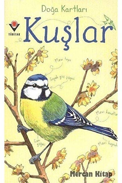 Tübitak Yayınları Doğa Kartları / Kuşlar