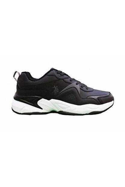 US Polo Assn JIMMY Siyah Erkek Sneaker Ayakkabı 100536422