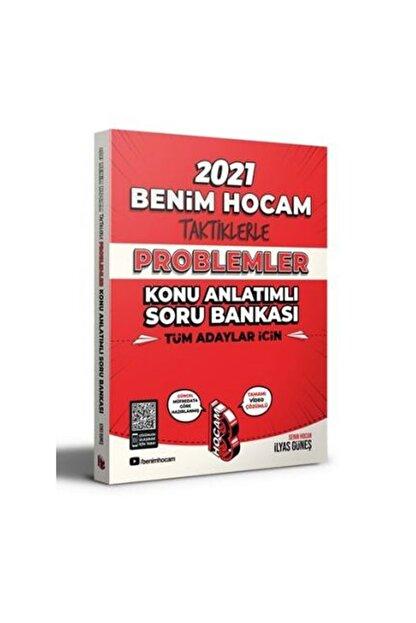 Benim Hocam Yayınları Benim Hocam Tüm Adaylar Için Taktiklerle Problemler Soru Bankası 2021