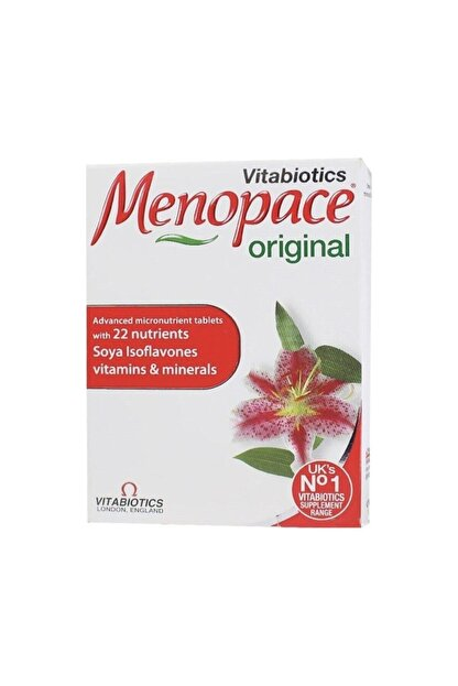Vitabiotics Menopace 30 Tablet