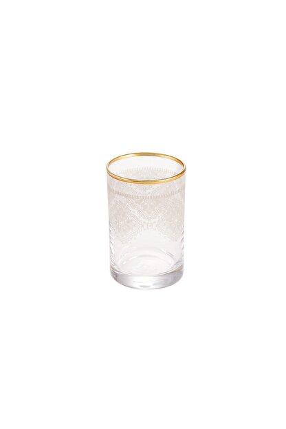 Karaca Mira 6lı Kahve Yanı Bardağı Gold