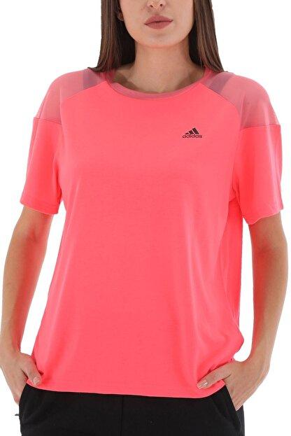 adidas W UC T Mercan Kadın T-Shirt 101118124