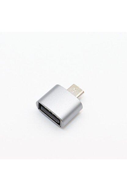 1araba1ev Oppo A31 Cep Telefonu Micro Usb Otg Dönüştürücü Usb Çevirici
