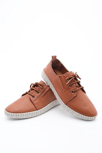 Marjin Kadın Hakiki Deri Comfort Ayakkabı Resataba
