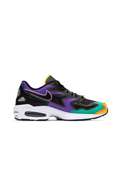 Nike Air Max2 Light Black Contrast Stitching - Bv0987-023