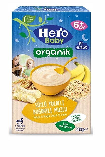 Hero Baby Ek Besin Mama Organik Buğday 200gr