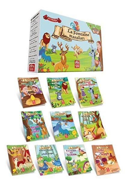 Model Yayınları Model 1. Sınıf La Fontaine Masalları 10 Kitap Set