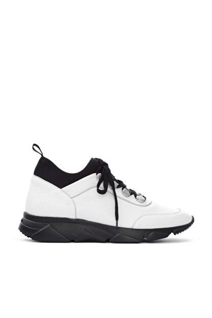 Roberto Botticelli Erkek Beyaz Spor Ayakkabı -