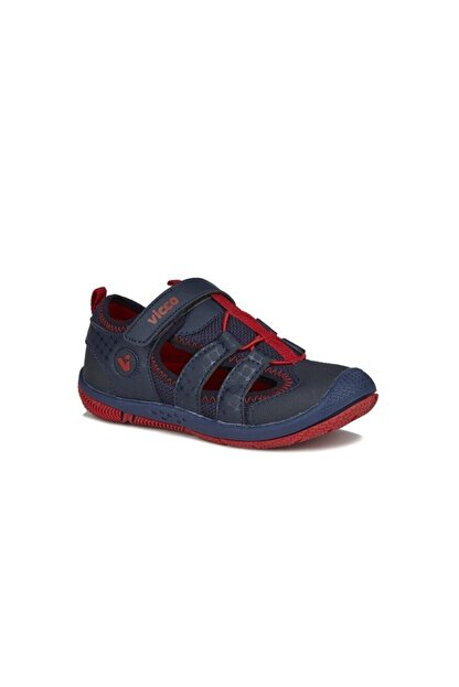 Vicco Erkek Çocuk Lacivert Günlük Sandalet Terlik 332f20y300
