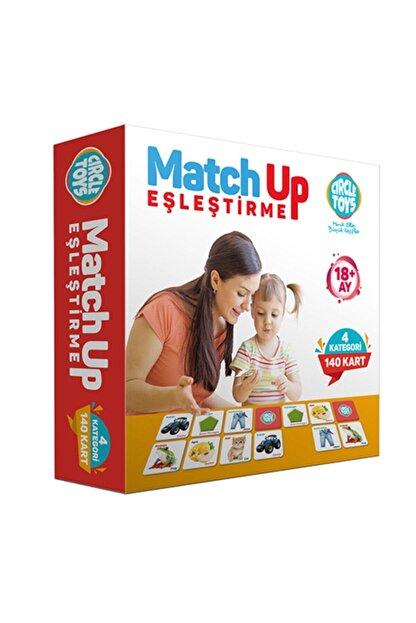 Circle Toys Match Up Kart Eşleştirme Eğitici Oyun