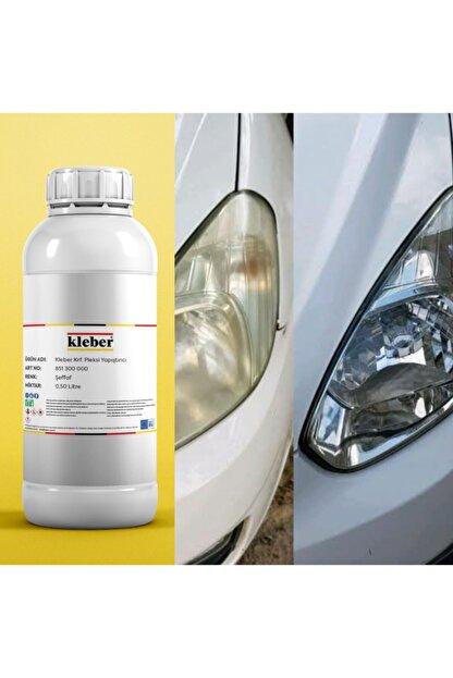 Kleber 150ml Kloroform Buharlı Araç Far Parlatma Temizleme Kimyasalı Ilacı