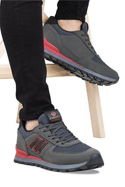 Ayakkabix Erkek Füme Dragon Porsh Günlük Spor Ayakkabı