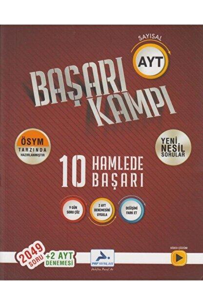 PRF Paraf Yayınları Ayt Sayısal Başarı Kampı 10 Hamlede Başarı