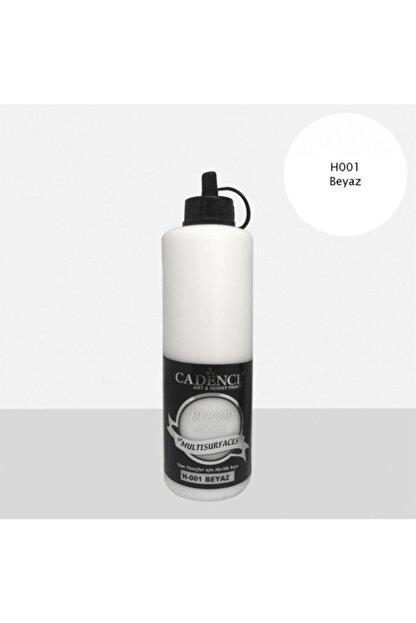Cadence Boya Hybrid Multisurface Akrilik Boya 500 ml. H-001 Beyaz