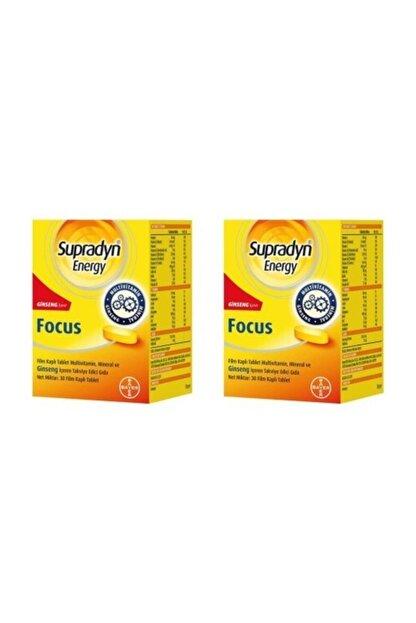 Supradyn Energy Focus 30 Tablet 2 Kutu Suprafocus2li