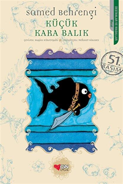 Can Çocuk Yayınları Küçük Kara Balık / Samed Behrengi /