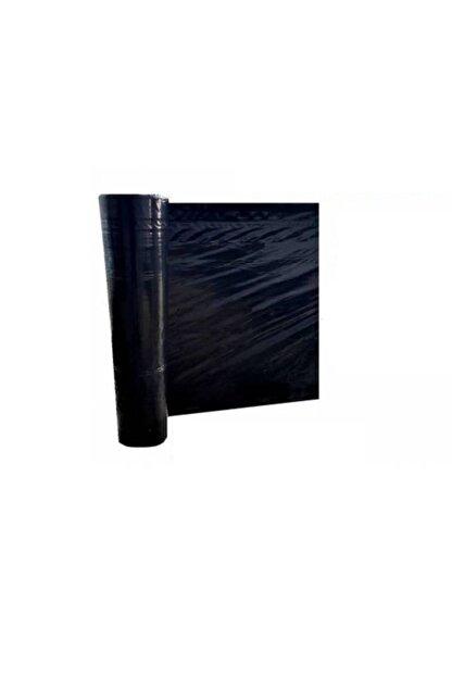 mita tarım Siyah Malç Naylonu 130 cm 80 Micron 25 mt