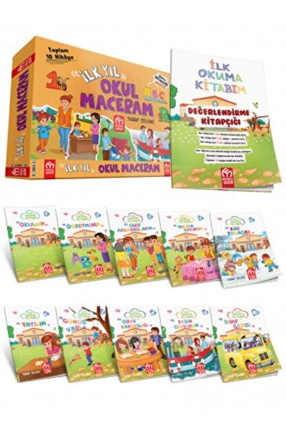 Model Yayınları Model Eğitim Yayınları Ilk Yıl Okul Maceram Okuma Seti 1. Sınıflar Için 10 Kitap Model Çocuk