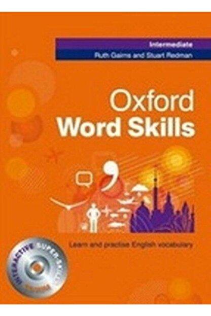 Oxford Word Skılls Inter Sb +cd-rom