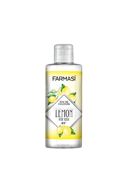 Farmasi Farması Limon Kolonyası 225 Ml