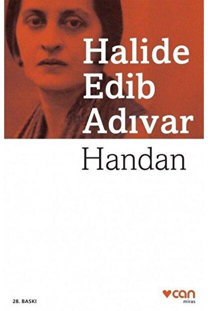 Can Yayınları Handan Halide Edib Adıvar Yeni Kapak