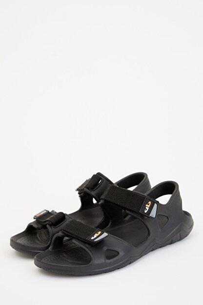 Defacto Erkek White And Black Trekking Sandalet S6587AZ20HS