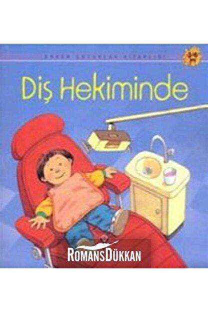 Tübitak Yayınları Erken Çocukluk Kitaplığı-diş Hekiminde & 3-6 Yaş