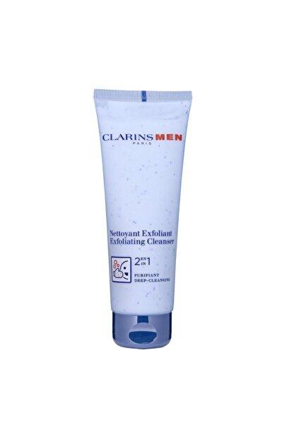 Clarins Men Exfoliating Cleanser 125 ml Peeling Temizleyici - 3380810232486