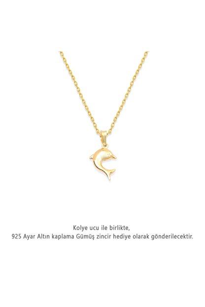 bolisso Altın Kolye Ucu