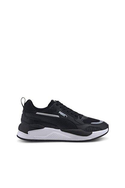 Puma X-RAY 2 SQUARE Siyah Erkek Sneaker Ayakkabı 100660666