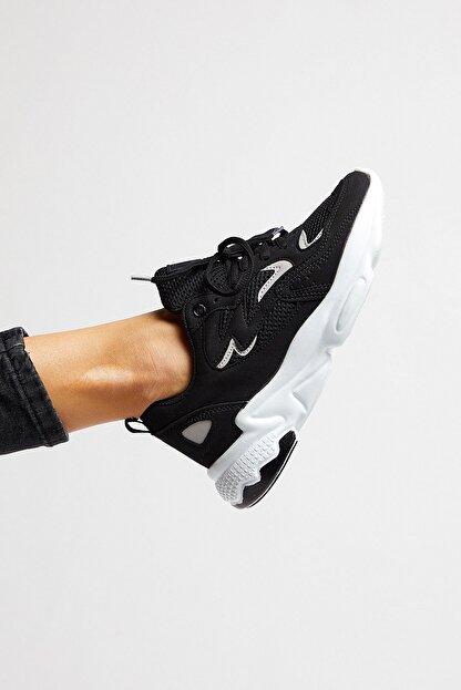 Tonny Black Unısex Siyah Beyaz Spor Ayakkabı Tb251