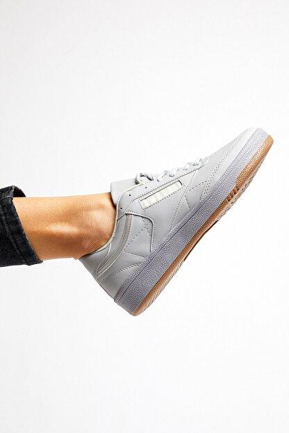 Tonny Black Açık Gri Unisex Sneaker TB107-0