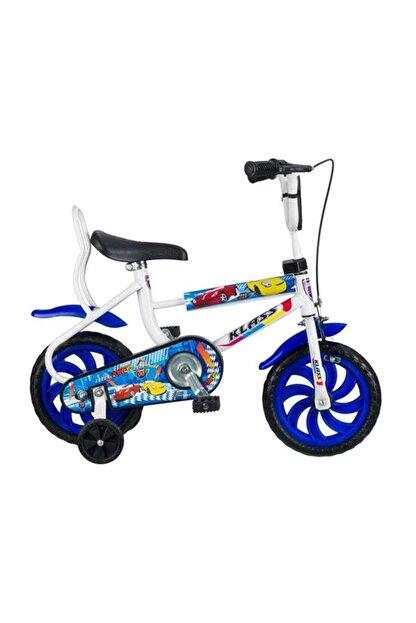 Ay Bebe Klass 12 Jant Dolgu Teker Çocuk Bisiklet Mavi