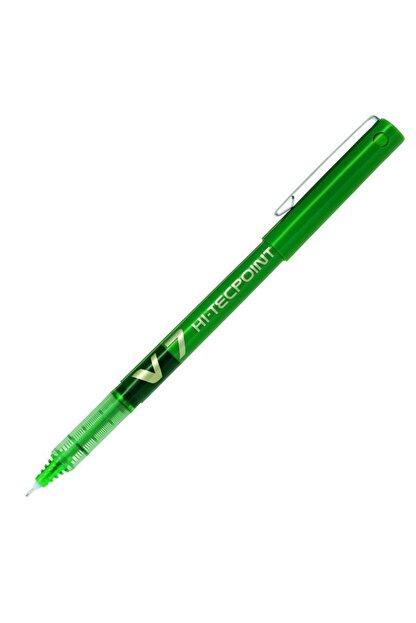Pilot V7 Hi-Tecpoint - Yeşil