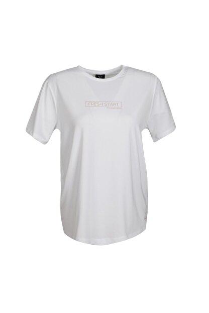 Kinetix SN274 NINA T-SHIRT Beyaz Kadın T-Shirt 100583838