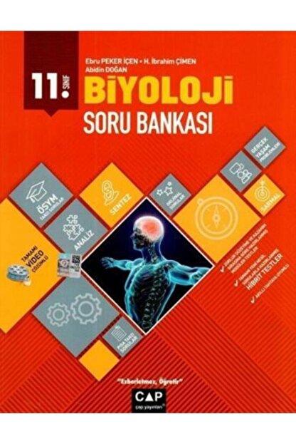Çap Yayınları Çap 11. Sınıf Anadolu Lisesi Biyoloji Soru Bankası(2020-2021)