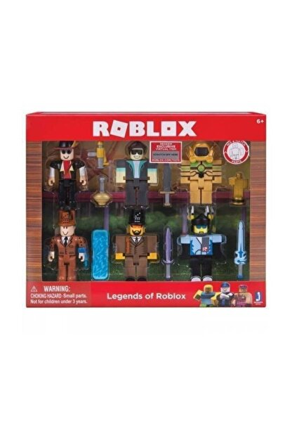Roblox Oyuncak Figürleri Büyük Set Figür Set 6'lı