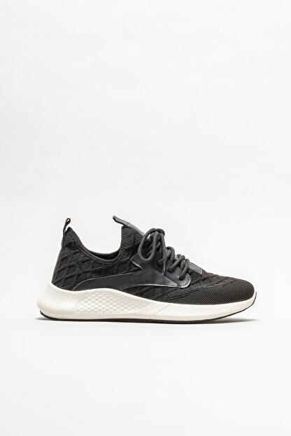 Elle Kadın Siyah Spor Ayakkabı