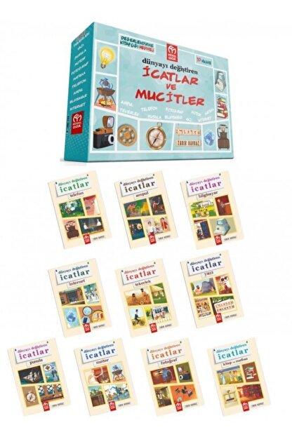 Model Yayınları Icatlar ve Mucitler 10 Kitap