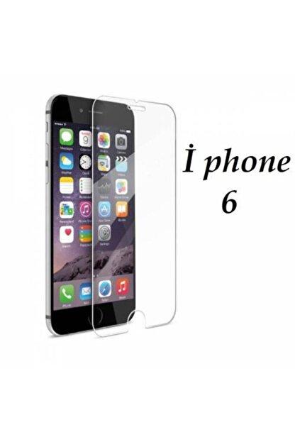 NewFace Apple Iphone 6 Temperli Cam Kırılmaz Cam Ekran Koruyucu